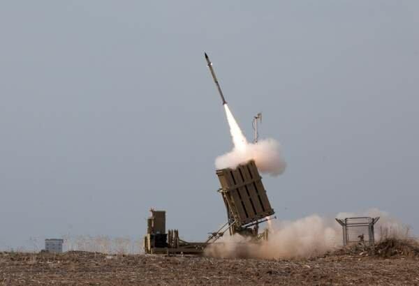 اسرائیل سامانه گنبد آهنین را در جنوب اراضی اشغالی مستقر کرد
