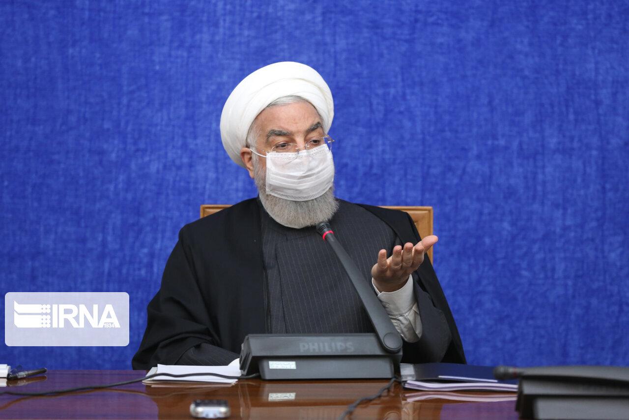 روحانی: سیاهنماییها مانع از آگاهی مردم از موفقیتهای این دولت شده است