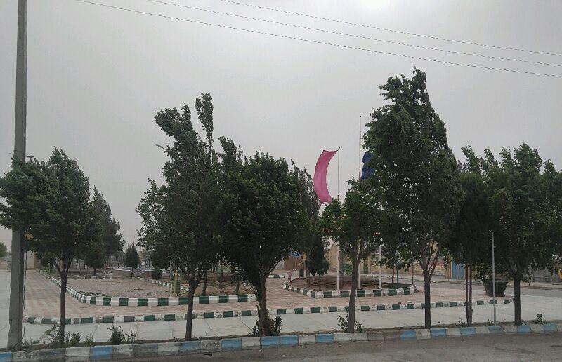 وزش باد و گردوغبار پدیده غالب جوی آذربایجانغربی طی روزهای آینده