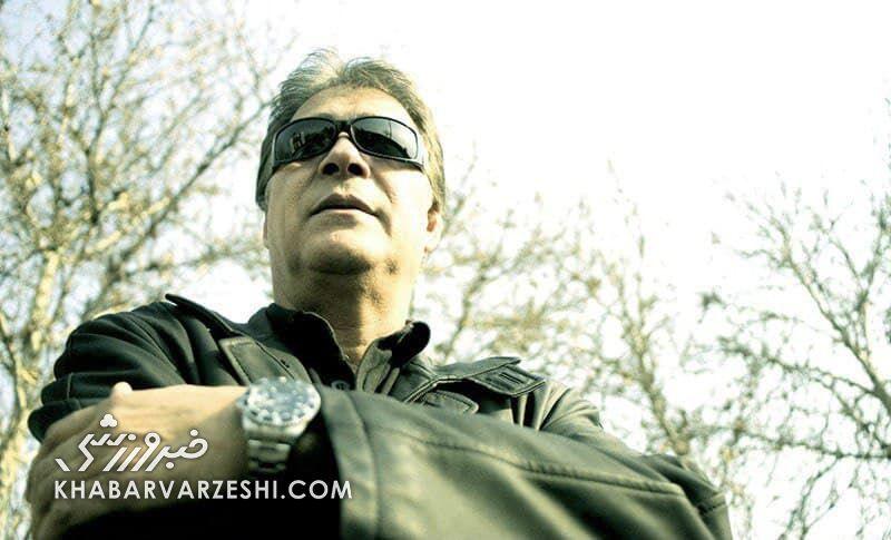حضور جنجالی ناصر حجازی در انتخابات ریاست جمهوری