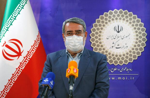 وزیر کشور دستور شروع انتخابات ریاست جمهوری را صادر کرد