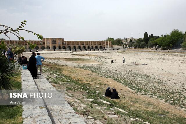 دبیر اجرایی نظام صنفی کشاورزی اصفهان: زایندهرود باز میشود