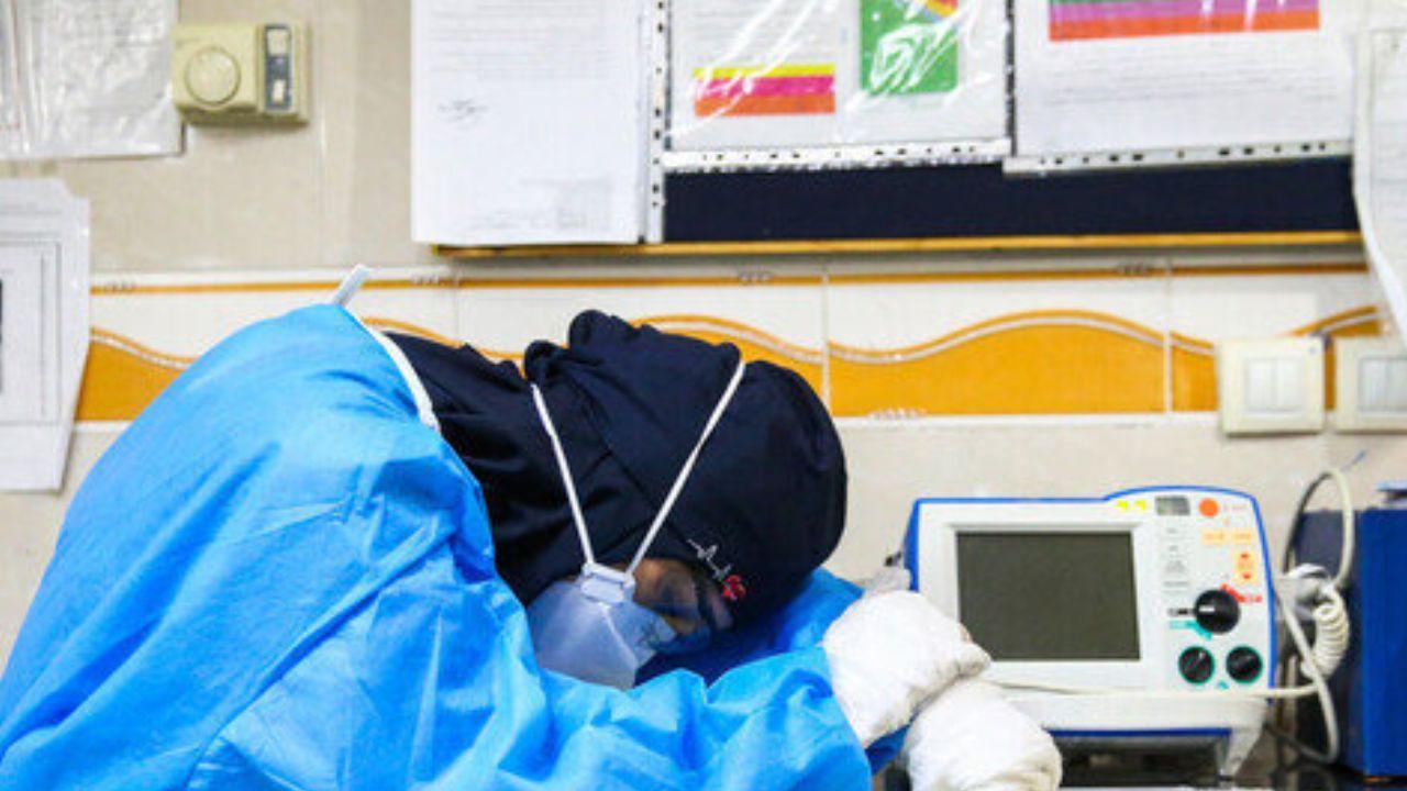 ۱۲۰ شهید پرستار در بحران کرونا