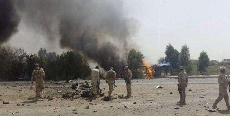 ۲ کاروان لجستیک نظامیان آمریکا در عراق هدف قرار گرفت