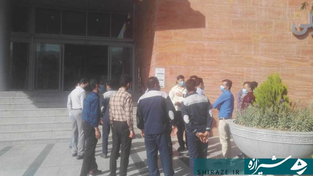 تبعیض و عدم پرداخت حقوق در قطارشهری شیراز کار را به اعتراض کشاند