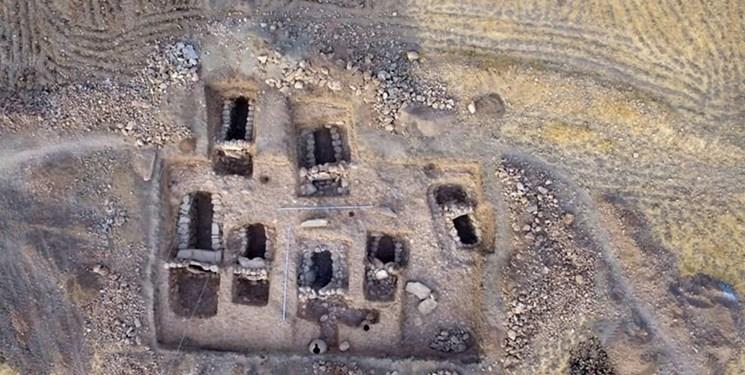 کشف گور تاریخی 3 هزار ساله