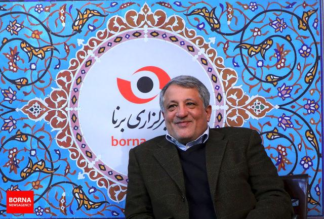 محسن هاشمی: خواسته شود در انتخابات شرکت کنم دریغ نمی کنم