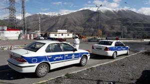 کنترل محدودیت سفر در ۲۱ منطقه استان همدان