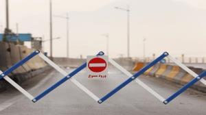 اعمال محدودیت تردد در استان سمنان