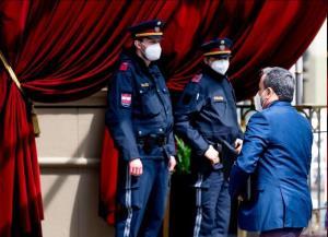 دیدار چهارجانبه رؤسای هیأتهای ایران و سه کشور اروپایی در وین