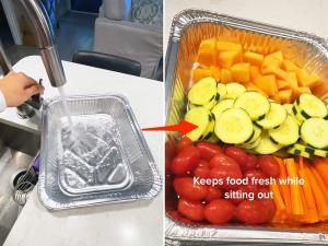 پربازدید ترین ترفند شبکه های اجتماعی؛ خنک نگه داشتن میوه بیرون از یخچال