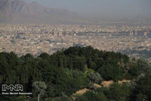 هوای اصفهان بر مدار نارنجی است