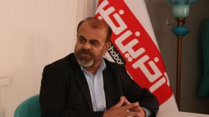 گفتگوی صریح «آخرین خبر» با رستم قاسمی؛ هیچی مقامی وجود ندارد که موافق تحریم باشد