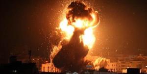 جنگندههای رژیم صهیونیستی مجددا نوار غزه را بمباران کردند