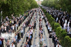 ۱۵ مصلی خراسان شمالی برای برگزاری نماز عید فطر آمادهسازی شد