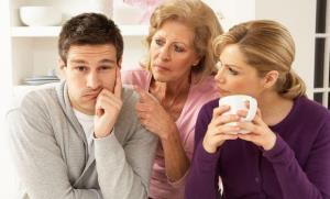 تاثیر دخالت والدین بر تشدید اختلافات میان زوجین جوان