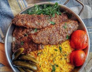 سحری بپزیم؛ «کباب تابه ای» یک غذای �وری و خوش طعم برای رمضان