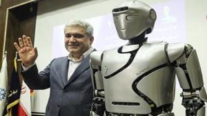 ربات ایرانساخت سورنا در میان ۱۰ ربات شاخص سال ۲۰۲۰