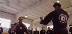 تمرینات سخت غیور مردان یگان ویژه