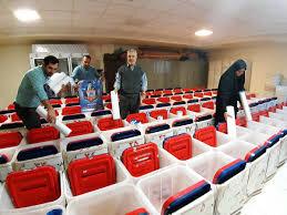 افزایش ۱۰ درصدی صندوق آرای انتخابات در استان اردبیل