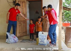 کمک رقیب پرسپولیس به خانوادههای کمدرآمد