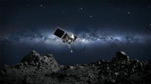 فضاپیمای اسیریس-رکس با نمونه سیارک بنو راهی زمین شد