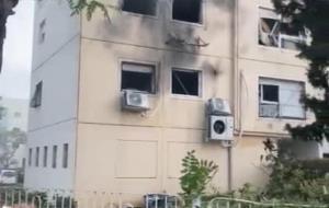 2 کشته و بیش از ۶۰ زخمی در حملات موشکی به عسقلان و اسدود