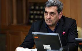 چشمبندی در شهرداری تهران