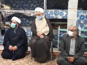 اعتکاف ۳ روزه زندانیان قزوین