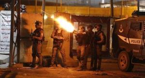 هلال احمر فلسطین: ۷۱۴ فلسطینی در حمله نظامیان صهیونیست زخمی شدند