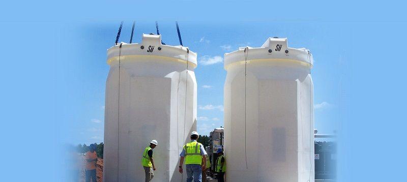 کاربردها و مزایای استفاده از مخزن پلی اتیلن در صنعت