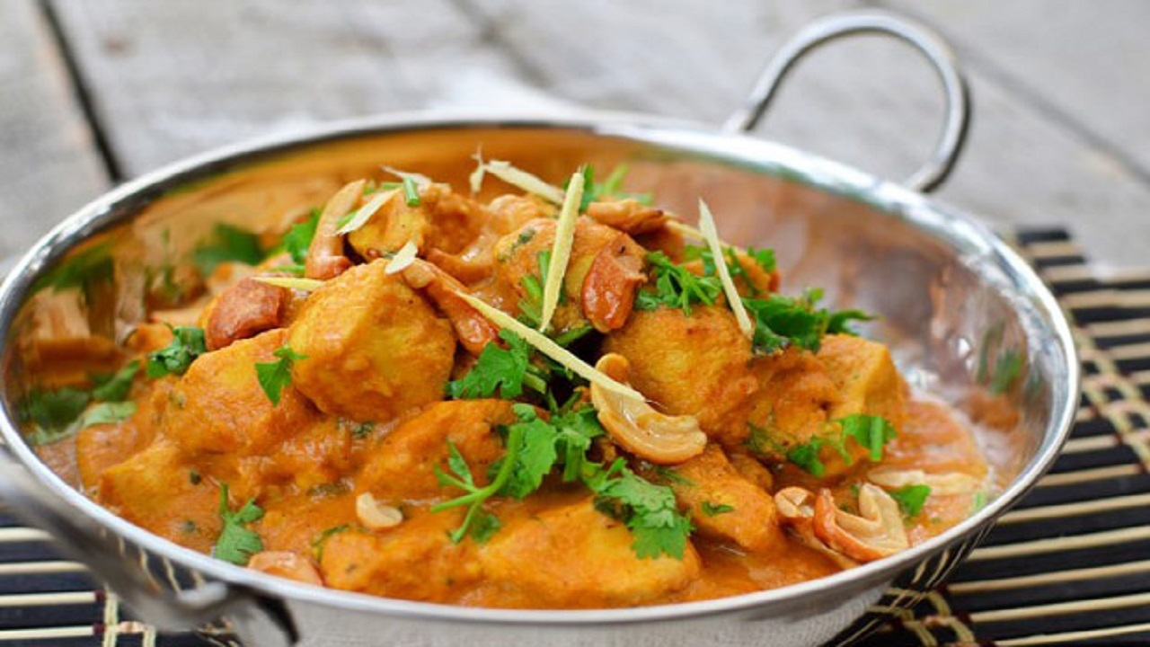 «کرما چیکن» یک غذای تند و مزه دار برای عاشقان فلفل