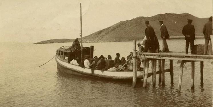 دریاچه ارومیه روزگاری خطوط کشتیرانی داشت!