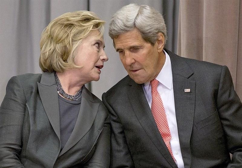 خاطرات«جان کری»/ مخالفت هیلاری کلینتون برای مذاکره با ایران