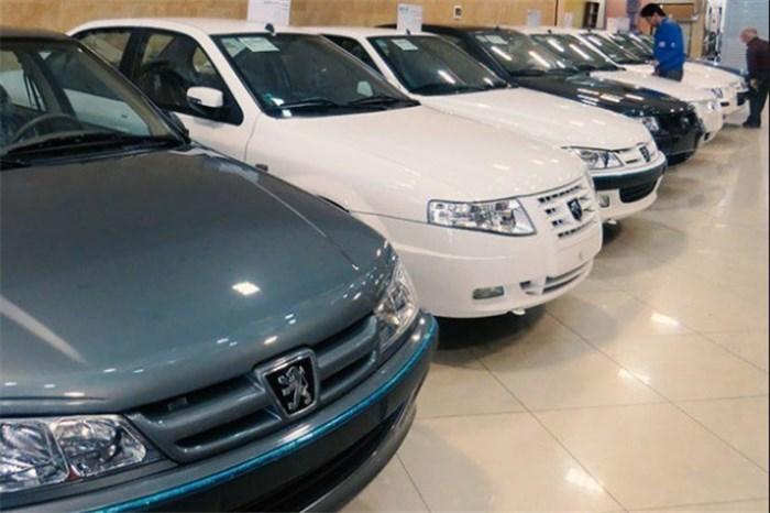 قیمت جدید خودروهای تولید داخل در بازار