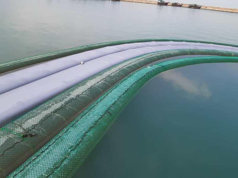 کشف محموله سنگین سوخت قاچاق در آب های خلیج فارس