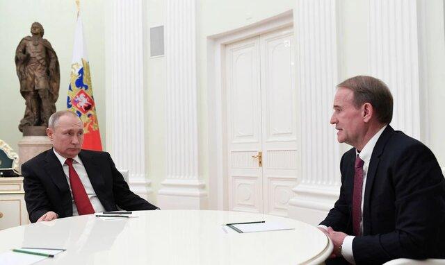 رهبر اپوزیسیون اوکراین به خیانت بزرگ متهم شد
