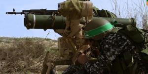 شلیک 2 موشک ضد تانک از غزه؛ جیپ صهیونیستها منهدم شد