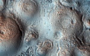 احتمال وجود حیات در مریخ با کشف آتشفشانی جوان افزایش یافت