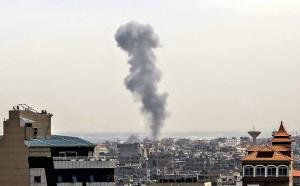آماری از تخریب زیرساختهای شهری و مراکز دولتی غزه