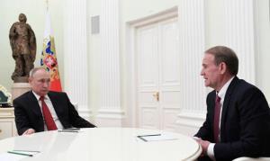 رهبر اپوزیسیون اوکراین به