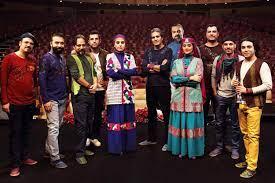 آهنگ محلی/ اجرای موسیقی کرمانی از گروه رستاک به نام «سکینه»