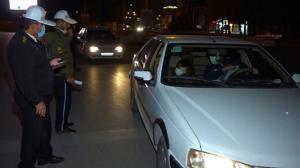شهرآورد و محدودیت تردد شبانه در استان مرکزی