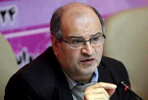 زالی: بعید است فعلا رنگ کرونایی تهران تغییر کند
