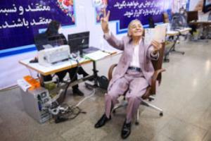 عکس/ چهرههای ناآشنای روز دوم ثبت نام ریاست جمهوری 1400