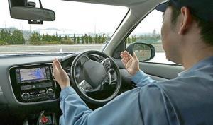 رانندگی با خودروهای خودران در انگلیس قانونی شد!