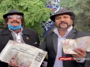 ستاد انتخابات کشور امروز شاهد چهره ای عجیب بود؛ بهروز وثوق آمد