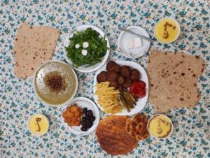 از شما/آخرین سفره افطار رمضان ۱۴۰۰