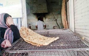 تابلوی جدید قیمت در نانواییها