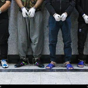 انهدام باند سارقان مسلح طلافروشها در تهران
